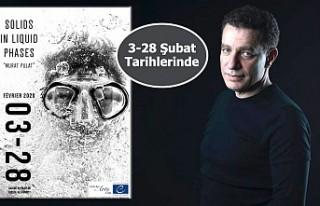 Murat Pulat'ın 'Katıların Sıvı İçerisindeki...