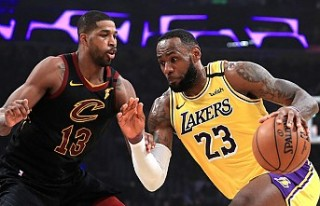 NBA'de Los Angeles Lakers galibiyet serisini...