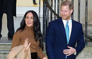 Prens Harry ve Meghan Markle'den Tarihi Karar