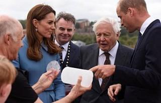 Prens William iklim kriziyle mücadalede verilecek...