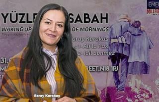 Saray Karakuş'un Yazdığı 'Yüzlerce Sabah'...