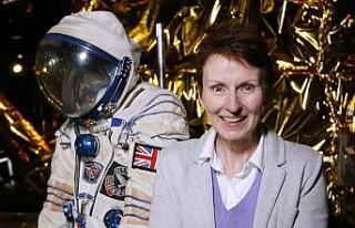 Uzaya giden İngiliz astronottan 'uzaylılar'...