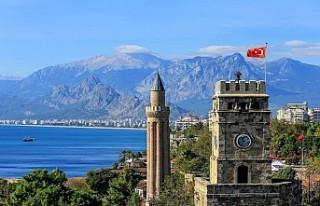 Antalya turizmde 2020'ye rekorla başladı