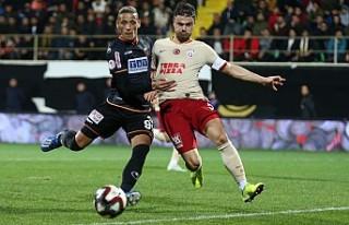 Aytemiz Alanyaspor, Galatasaray Karşısında Galip