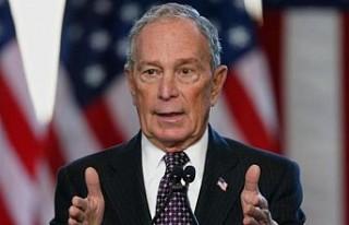 Bloomberg, başkanlık yarışına Hillary Clinton...