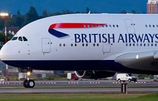 British Airways uçağı Atlantik'i geçme rekoru...