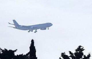 Avrupa vatandaşları Çin'den iki uçakla taşındı