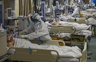 Çin'de yeni tip koronavirüs nedeniyle ölenlerin...