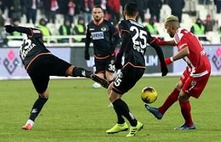 Demir Grup Sivasspor Penaltı Golüyle