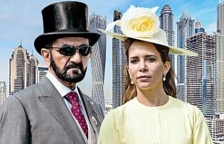 Dubai Şeyhi'nin İngiliz Mahkemesine Hükmetme...