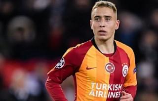 Emre Mor'dan Galatasaray'a veda mesajı
