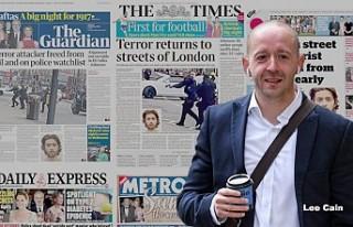 İngiltere'de Bazı Gazeteciler Başbakanlıktan...