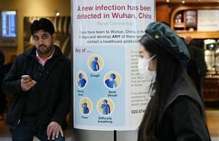 İngiltere'de Koronavirüse Karşı Kullanılan...