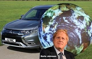 İngiltere'den, hibrit ve fosil yakıtla çalışan...