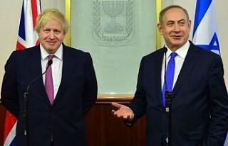 İsrail, İngiltere'den anlaşmaya Batı Şeria'nın...