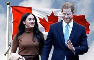 Kanada, Prens Harry ve eşini korumayacak