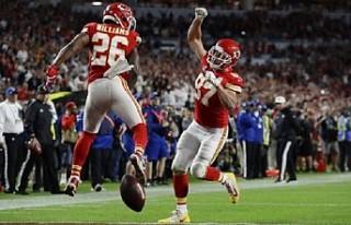 Kansas City Chiefs, 50 yıl sonra Super Bowl'da...