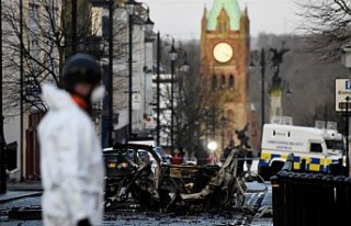 Kuzey İrlanda, Brexit günü patlamanın kıyısından...