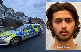 Londra'da polisin vurduğu saldırganla ilgili...