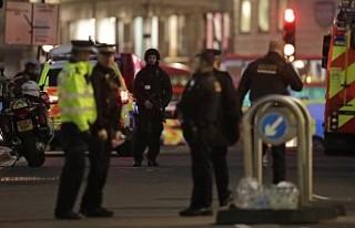Londra'da terörle bağlantılı olduğu belirtilen...