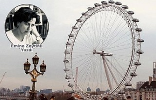 Londra Gözlem Tekerleği - London Eye