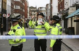 Londra Kent Merkezinde Bomba Paniği