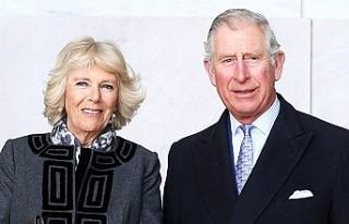 Prensi Charles ile Camilla Güney Kıbrıs'ı Ziyaret...