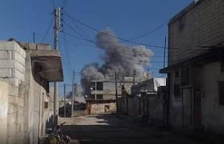Rus uçakları Halep'te sivilleri vurdu: 2 ölü,...