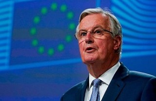 AB Brexit Başmüzakerecisi Barnier'in Kovid-19...
