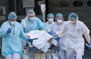 """Alman sağlık uzmanına göre, """"Salgının henüz..."""