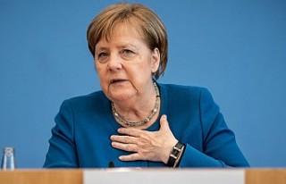 Almanya Başbakanı Merkel'e  iyi haber!