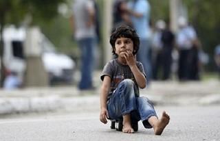 Almanya korunmaya muhtaç sığınmacı çocukları...