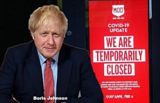 Boris Johnson, Koronavirüs Sebebiyle Kapanacak Mekanları...