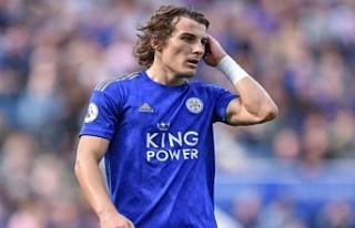 Çağlar Söyüncü, Leicester City'de kalmak...