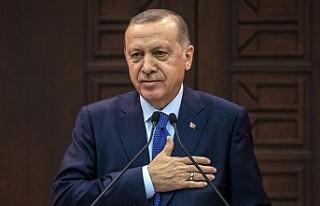 Erdoğan, Koronavirüsle Mücadele Eş Güdüm Toplantısına...