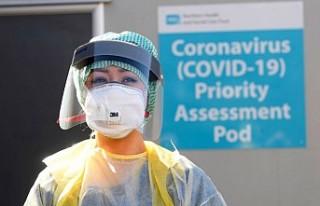 İngiltere'de Koronavirüsten Ölenlerin Sayısı...