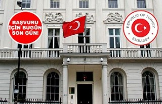 İngiltere'de Mahsur Kalan Öğrencilere Türkiye'ye...