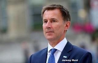 İngiltere Eski Sağlık Bakanı Hunt'tan, Koronavirüs...