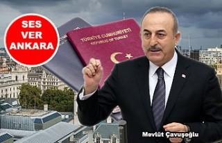 İngiltere'de Mahsur Kalan Türk Vatandaşları...