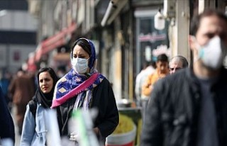 İran'da koronavirüsten ölenlerin sayısı...
