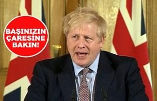 İşte Boris Johnson'ın Koronavirüs Önlemleri!