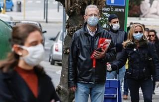 İtalya'da Koronovirüsden Ölenlerin Sayısı...