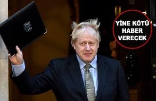 Karantinadaki Boris Johnson'tan, Koronavirüs...