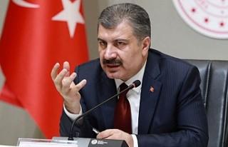 Koronavirüsten Türkiye'de 92 Kişi Hayatını...