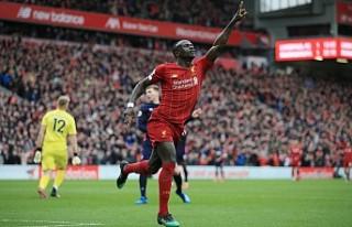 Liverpool evinde Bournemouth'u ağırladı