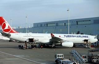 THY, Avrupa'da 9 ülkeye uçuşların durdurulduğunu...