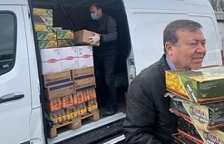 Alevi Federasyonu'ndan Gıda Desteği