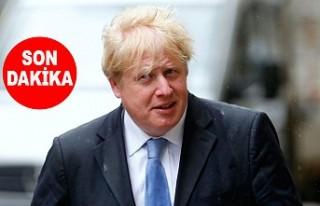 Başbakan Boris Johnson'ın Sağlığında Sıcak...