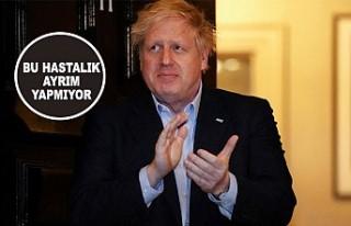 Boris Johnson'ın Son Durumunu Yardımcısı...