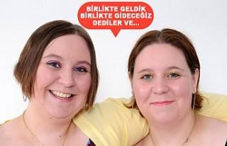 İkiz Kız Kardeşler Koronavirüs Kurbanı